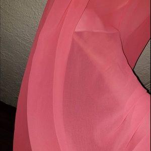 Emerald Sundae Dresses - Sheer bottom dress